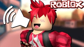 I USE MY VOICE TO PLAY JAILBREAK ROBLOX