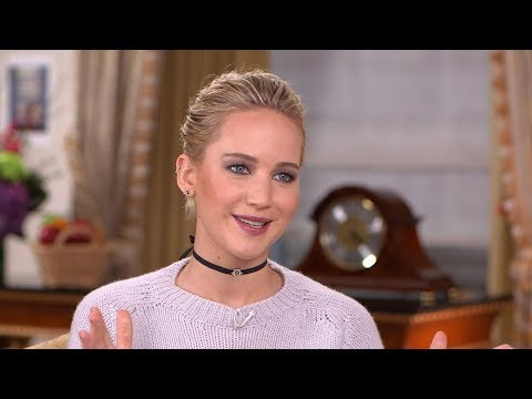Jennifer Lawrence says winning an Oscar was 'the most incredible moment of my life'