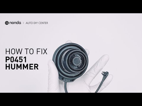 How to Fix HUMMER P0451 Engine Code in 3 Minutes [2 DIY Methods / Only $4.35]