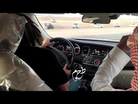 داخليات توزين طاره كبير .. كادينزا شوارع القصيم || تصوير ايفون || Saudi drift Cadenza 240km