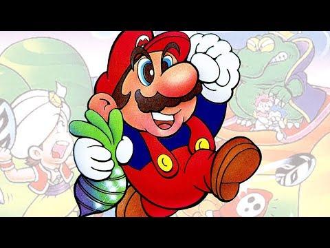 Por Trás de Super Mario Bros. 2