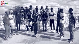 Gambar cover 2015 Namtv New School Cypher Bokmuis, Kbrizzy, Chase, John Gregorius, Neptune Black and ABlockCuzzle