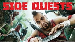 LIONS AND TIGERS AND BEARS! FAR CRY 3: LIBERATING OUTPOSTS (PC) [ULTRA SETTINGS NO COMMENTARY]