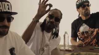 High Times Mt. Kushmore Cover Shoot - Behind The Scenes