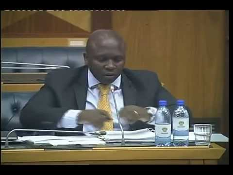 Parliament misconduct Inquiry on EFF members
