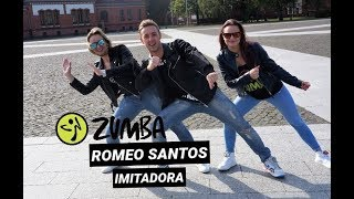 ZUMBA - ROMEO SANTOS - IMITADORA (BACHATA)