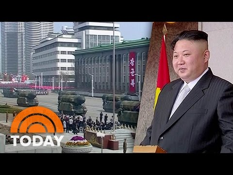 Thumbnail: North Korea Threatens 'Super Mighty Pre-Emptive Strike' Against US | TODAY