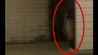 real ghost caught on tape in the subway   scary ghost caught on tape and scary videos