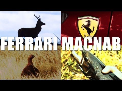 Fieldsports Britain - The Ferrari Macnab   (episode 154)