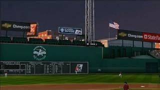 Major League Baseball 2K8 Xbox 360 Gameplay - Jeter Goes