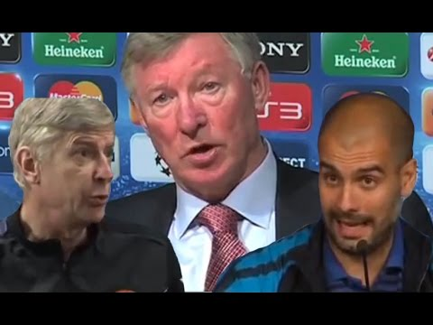 RAGE! Top 10 Manager Press Conference Rants