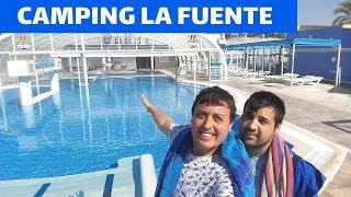Así es el CAMPING LA FUENTE en Fortuna (Murcia)