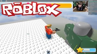 Ethan plays Roblox: Giant Survival (KID GAMING)