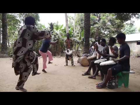Doundounba, West African Dance, Guinea