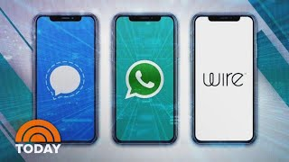 Are WhatsApp And Other Messaging Apps More Vulnerable Than You Think? | TODAY