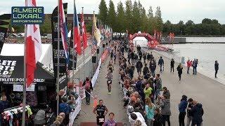 Impressie Triatlon Almere 2017