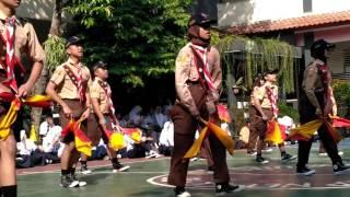 Pramuka SMPN 25 Bandung (ELMA) 2017