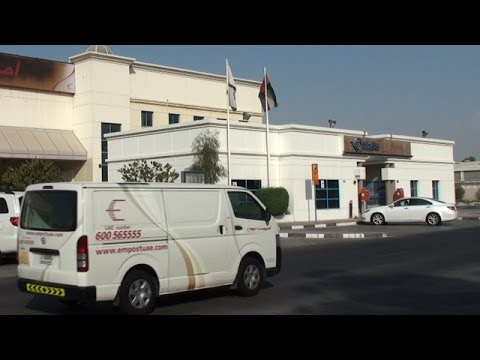 A day at the Emirates Post sorting centre in Dubai