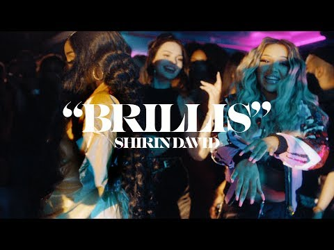 SHIRIN DAVID - Brillis [Official Video]