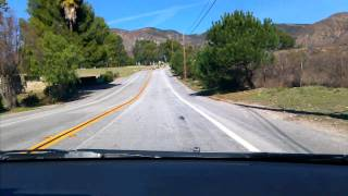 Gravity Hill - Sylmar, CA