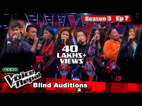 The Voice of Nepal Season 3 - 2021 - Episode 7