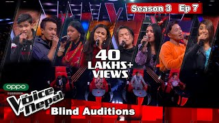 The Voice of Nepal Season 3 - 2021 - Episode 7