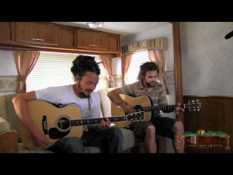 """Exclusive: SOJA """"Strength to Survive"""" Unplugged @ Wakarusa 2012"""