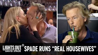 "How They Really Make ""The Real Housewives of Orange County"" - Lights Out with David Spade"