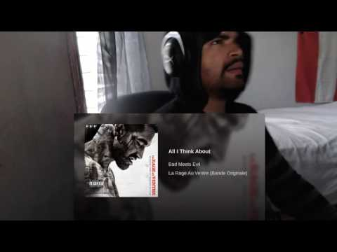 Bad Meets Evil - All I Think About REACTION!!!