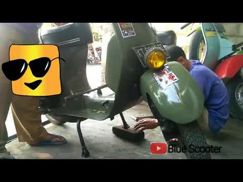 Kok Kayak Kuda Vespa Pake Sepatu