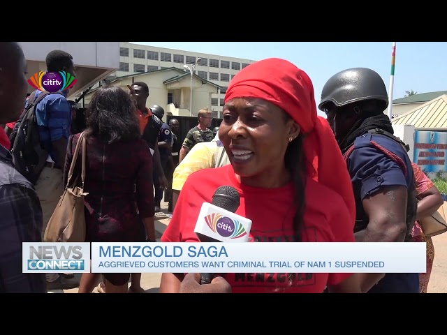 MenzGold customers demand that NAM1's trial be suspended until their money is paid