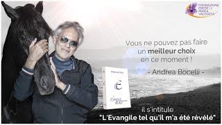 ??Témoignage d'Andrea Bocelli
