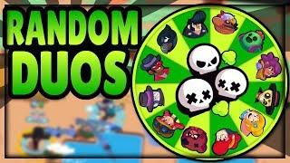 RANDOM Duo Showdown! | Revenge of the Wheel! | Let