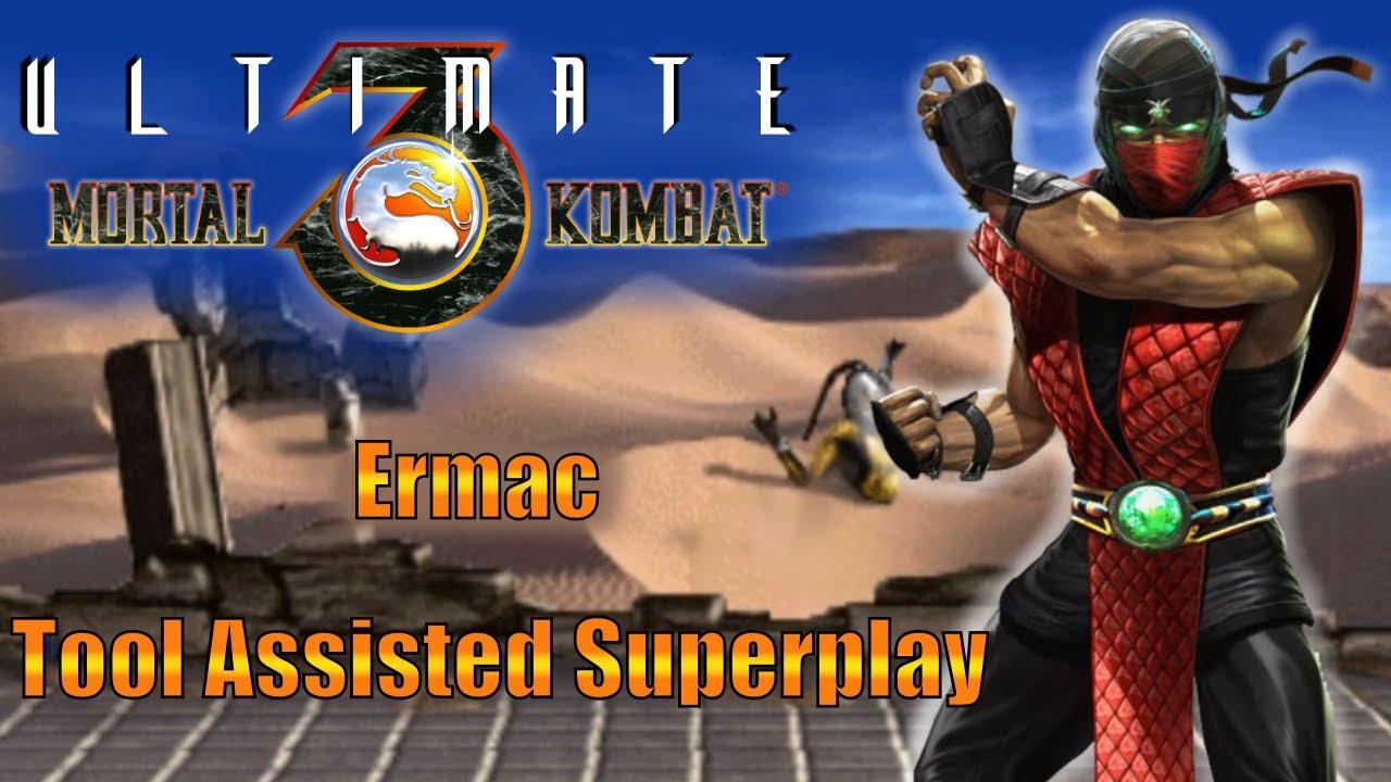 Download [TAS] - Ultimate Mortal Kombat 3 (SNES) - Ermac - Full Perfect