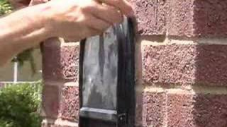 Brick Mailbox Repair Made Easy