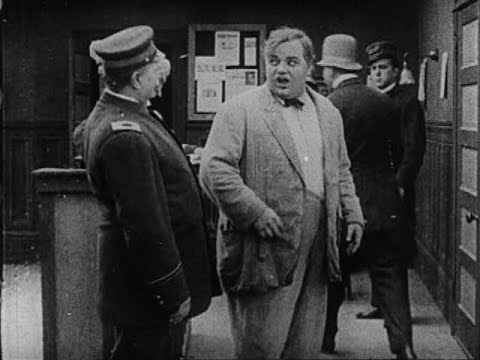 Fatty Joins The Force - Roscoe Arbuckle - score by Ben Model