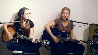 Guitar Cover: Tori Huggins & Taya Cook ~ Dashboard Confessional ~ Where There