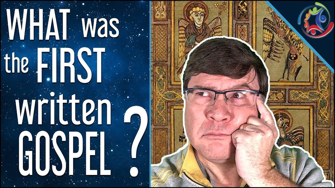 When was the First Gospel Written? - YouTube
