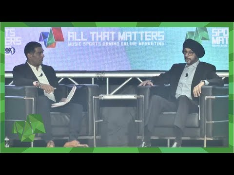 Indian Sport - NP Singh, CEO, Sony Pictures Networks at All That Matters 2017