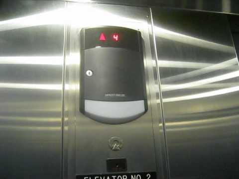 Schindler Hydraulic Elevators At Hampton Inn Bossier City North