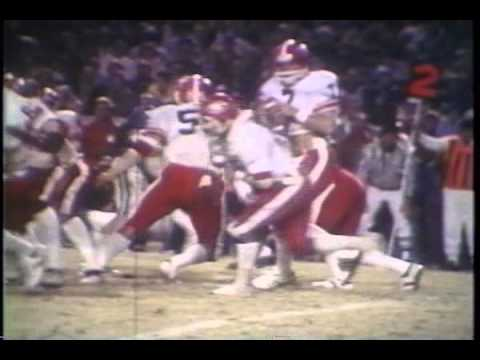 1978 #16 Georgia Bulldogs at Kentucky Wildcats - Munson call and comments