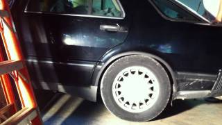 1990 SAAB 9000 S::::What's that noise?