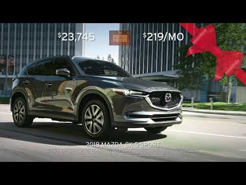 Mazda CX-5 Year End Sales Drive Sale Event
