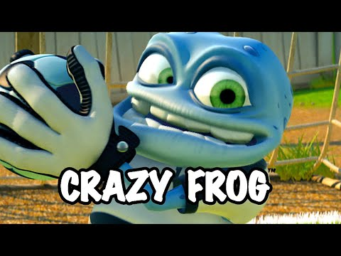 Crazy Frog – We Are The Champions (Ding a Dang Dong)