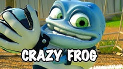 Crazy Frog - We Are The Champions (Official Video)