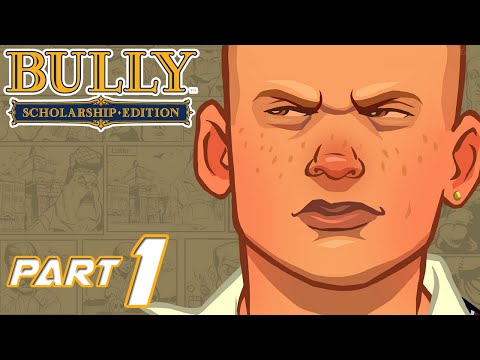 Bully Part 1 Scholarship Edition [HD] Walkthrough Playthrough Gameplay Xbox360/PS3/Wii