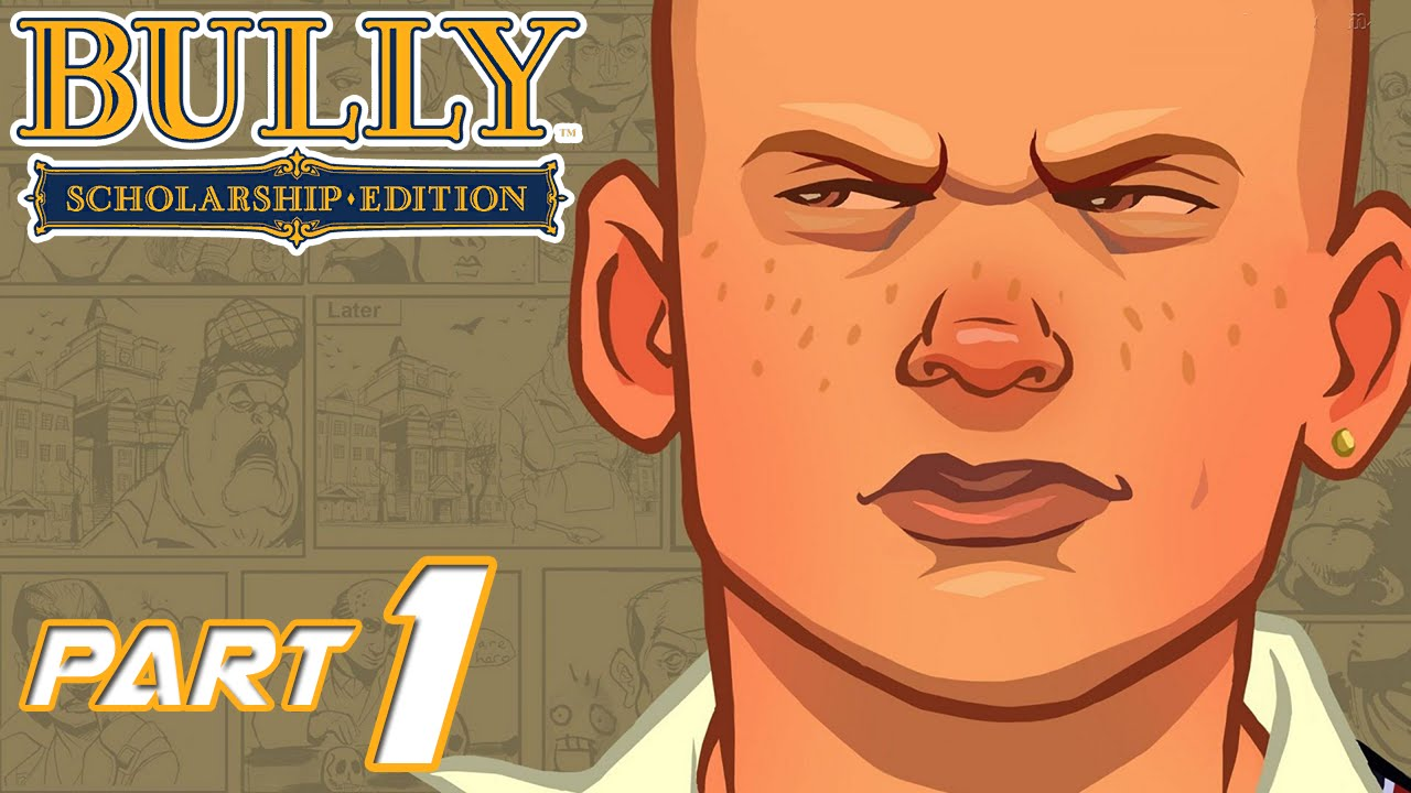 Bully Part 1 Scholarship Edition [HD] Walkthrough