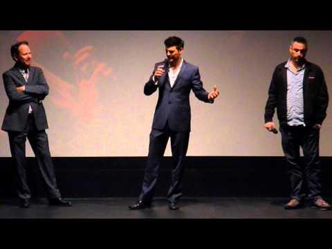 DREDD 3D (South Africa; 2011) Q&A With Karl Urban, Alex Garland, Pete Travis TIFF 2012