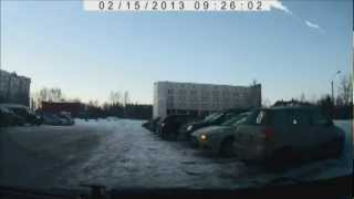 Amazing Russian Meteor Dash Cam Footage Compilation 2013 Part 1