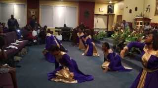 Bow Down & Worship Him - New Life Dance Ministry